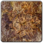Precious wood of the month: Chechen Burl - 10% discount