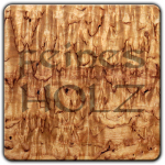 Precious wood of the month: Karelian Masurbirch - 10% discount