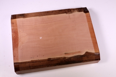Pear Wood 255x190x45mm - Birn0099