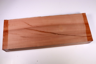 Pear Wood 390x140x50mm - Birn0100