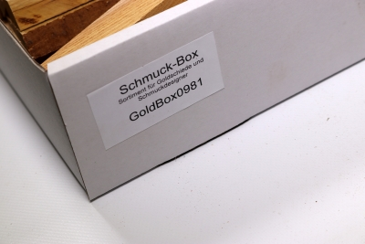Sortimentbox Goldschmiede - Maulbeere - Goldbox981