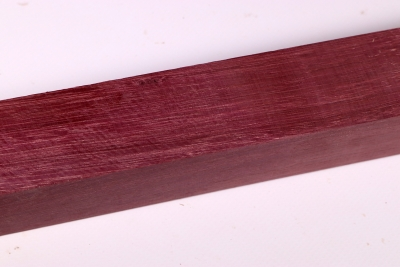 Square Purple Heart-Amaranth 305x40x40mm