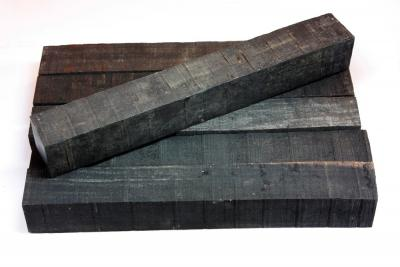Square Ebony, african 505x50x50 mm