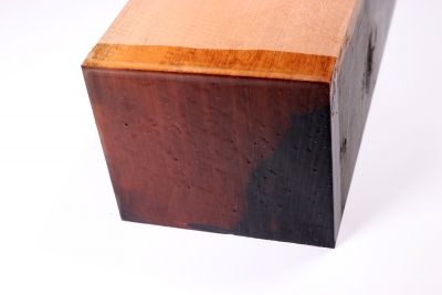 Square Mun Ebony 315x110x95mm - Mun0009