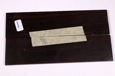 Razor / Folder Knife Scales Macassar