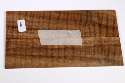 Razor / Folder Knife Scales Marri / Red Gum