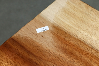 Tabletop Koa curly 1130x600x40mm - Koa0072