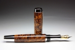 Would you like to woodturning a noble pen from Desert Ironwood like this?