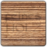 Precious wood of the month: Zebrawood - 10% discount