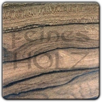 Precious wood of the month: Ziricote - 10% discount