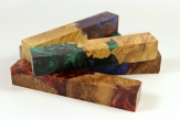 Pen Blanks Hybridwood