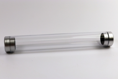 Gift wrap Plastic Tube for small and medium Pens