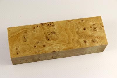 messergriffblock esche maser stabilisiert stabi0881 feines holz. Black Bedroom Furniture Sets. Home Design Ideas