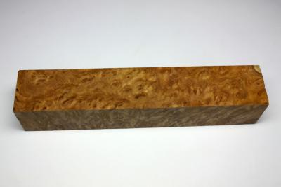 Pen Blank Brown Mallee Maser gross