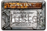 Gift Certificate 50 €