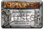 Gift Certificate 75 €
